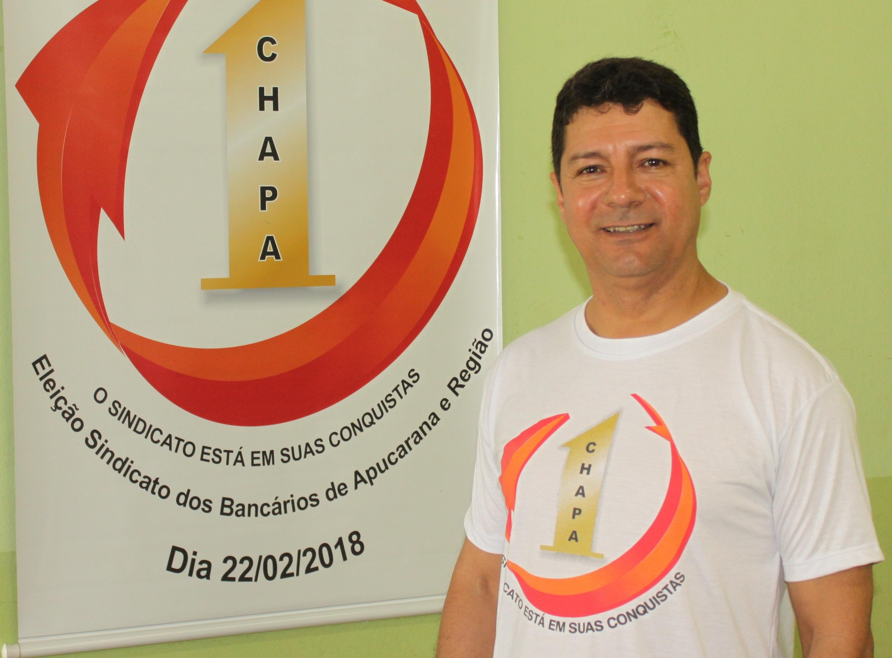 Damião Rodrigues - Sec. Inf. e Assuntos tecnologicos Itaú Jandaia do Sul