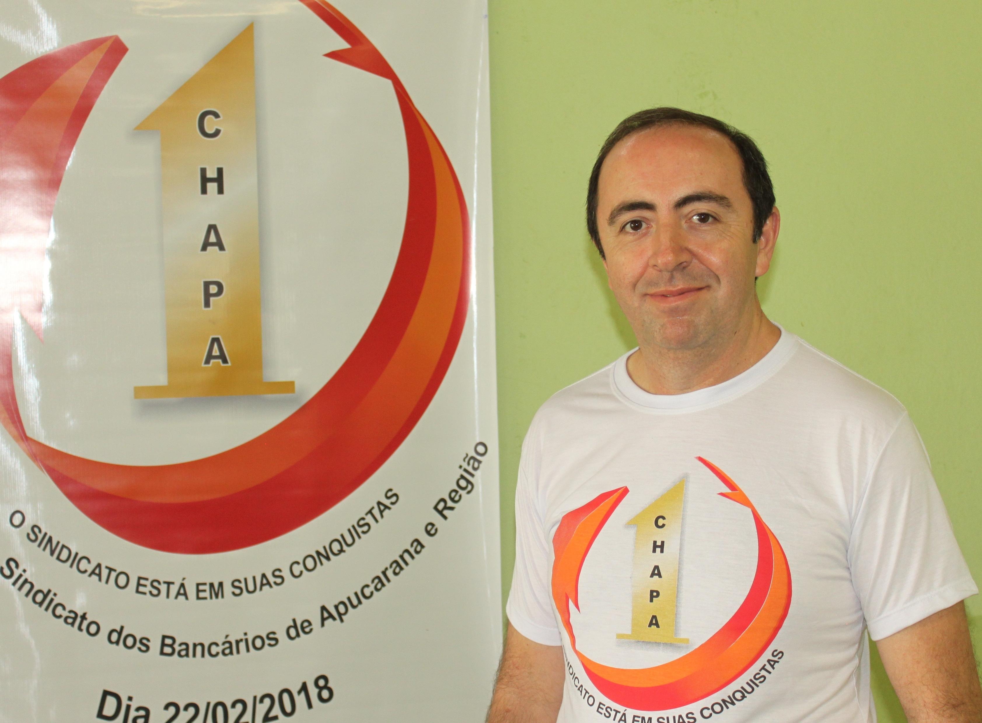 Henrique Segantini da Silva - Diretoria Suplente Itaú Jandaia do Sul