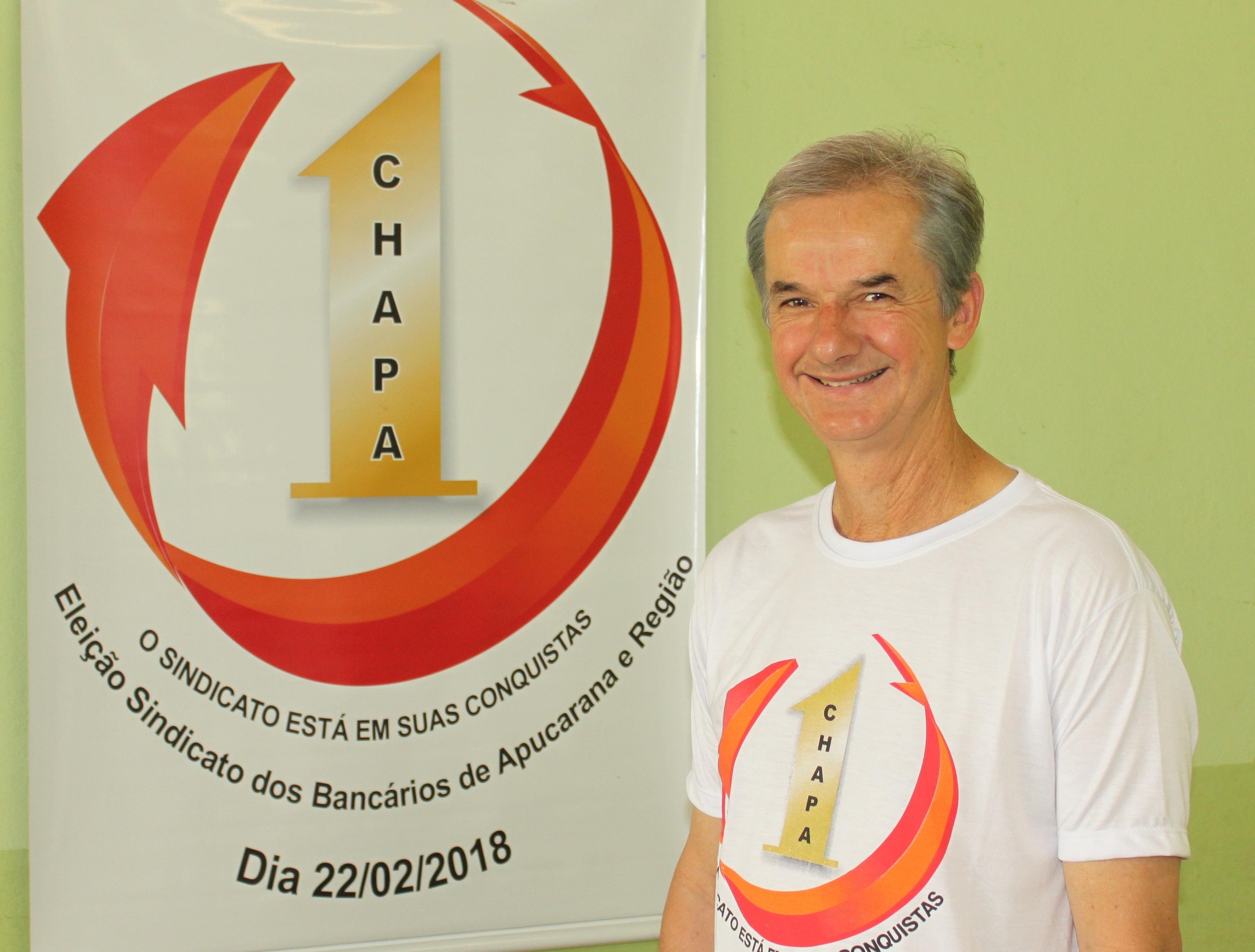 José Roberto Brasileiro - Presidente Bradesco Jandaia do Suol