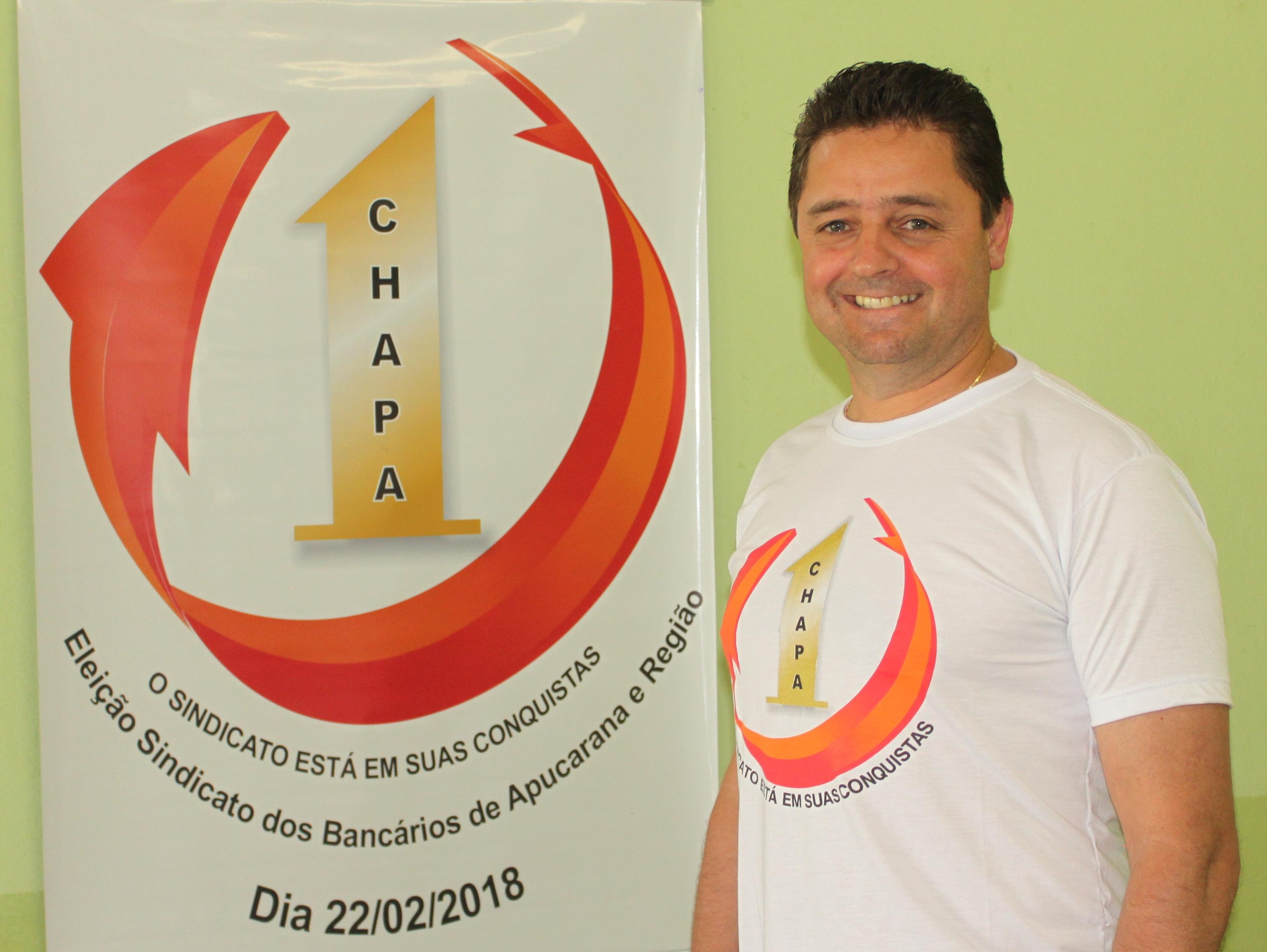 Martinho Sanches - Sec. Assuntos Esportivos Bradesco Arapongas