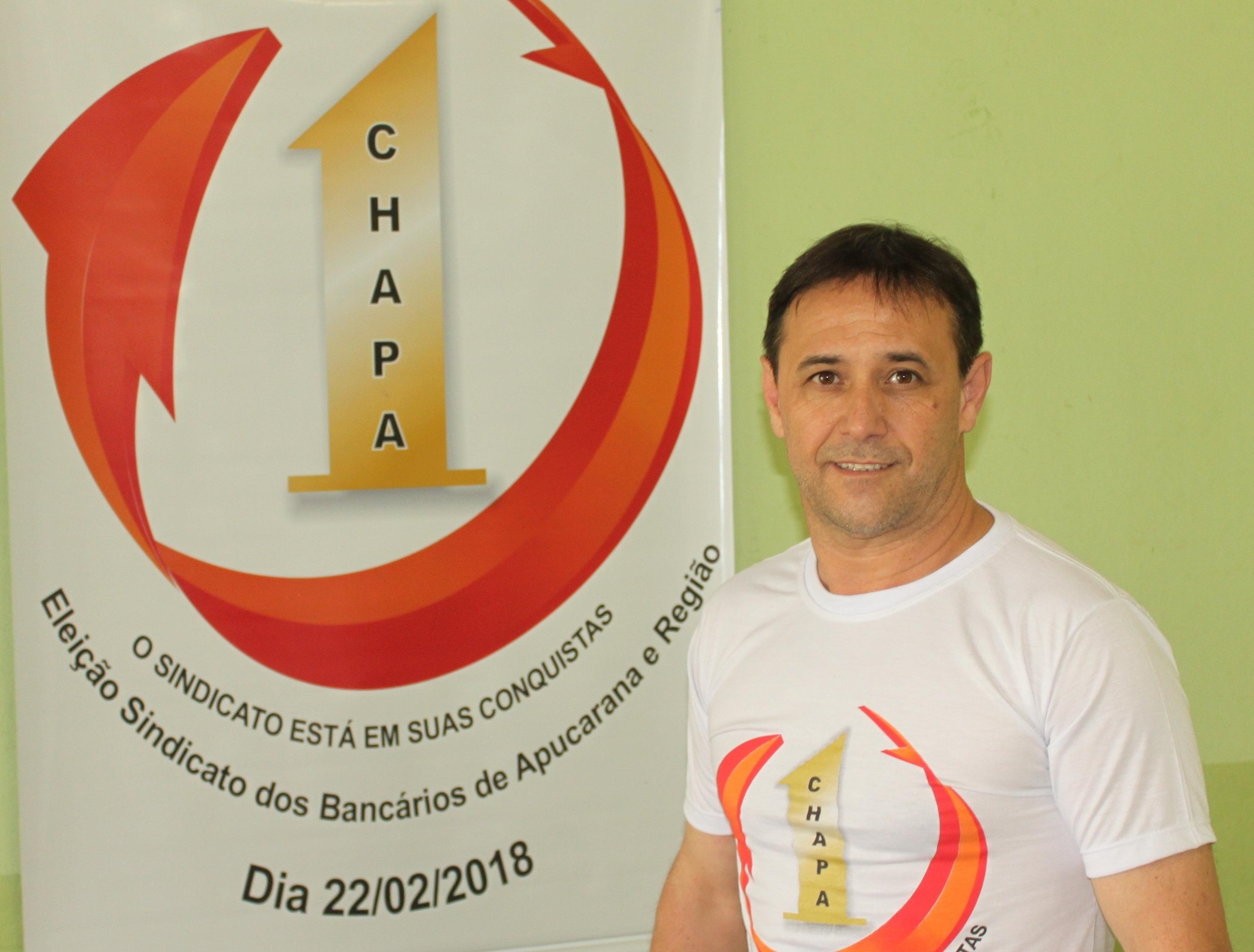 Valter Dias Alvares - Sec. de formação BB Jandaia do Sul