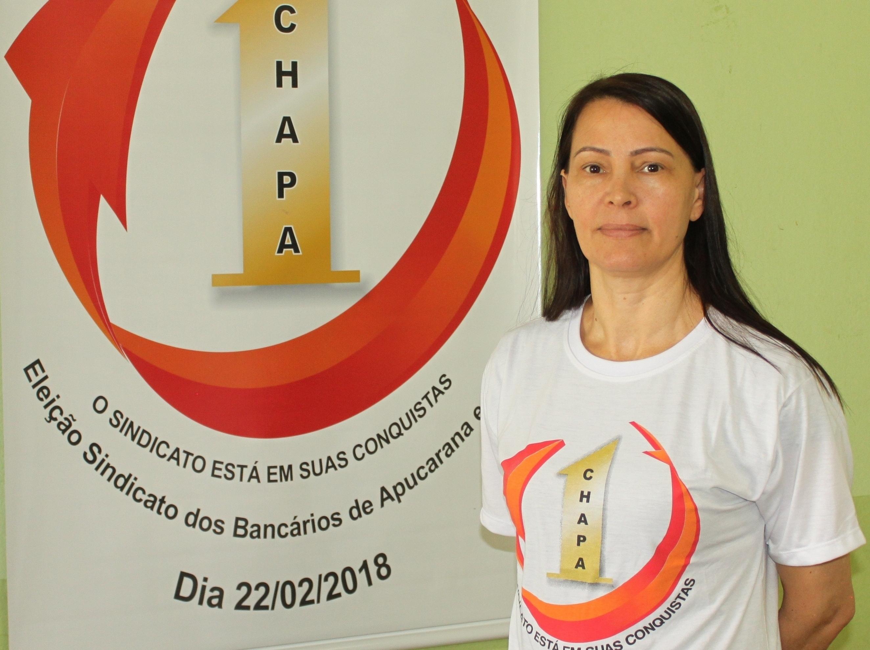 Zoraide Bassaco Sanches - Sec. de Saúde Itau Apucarana