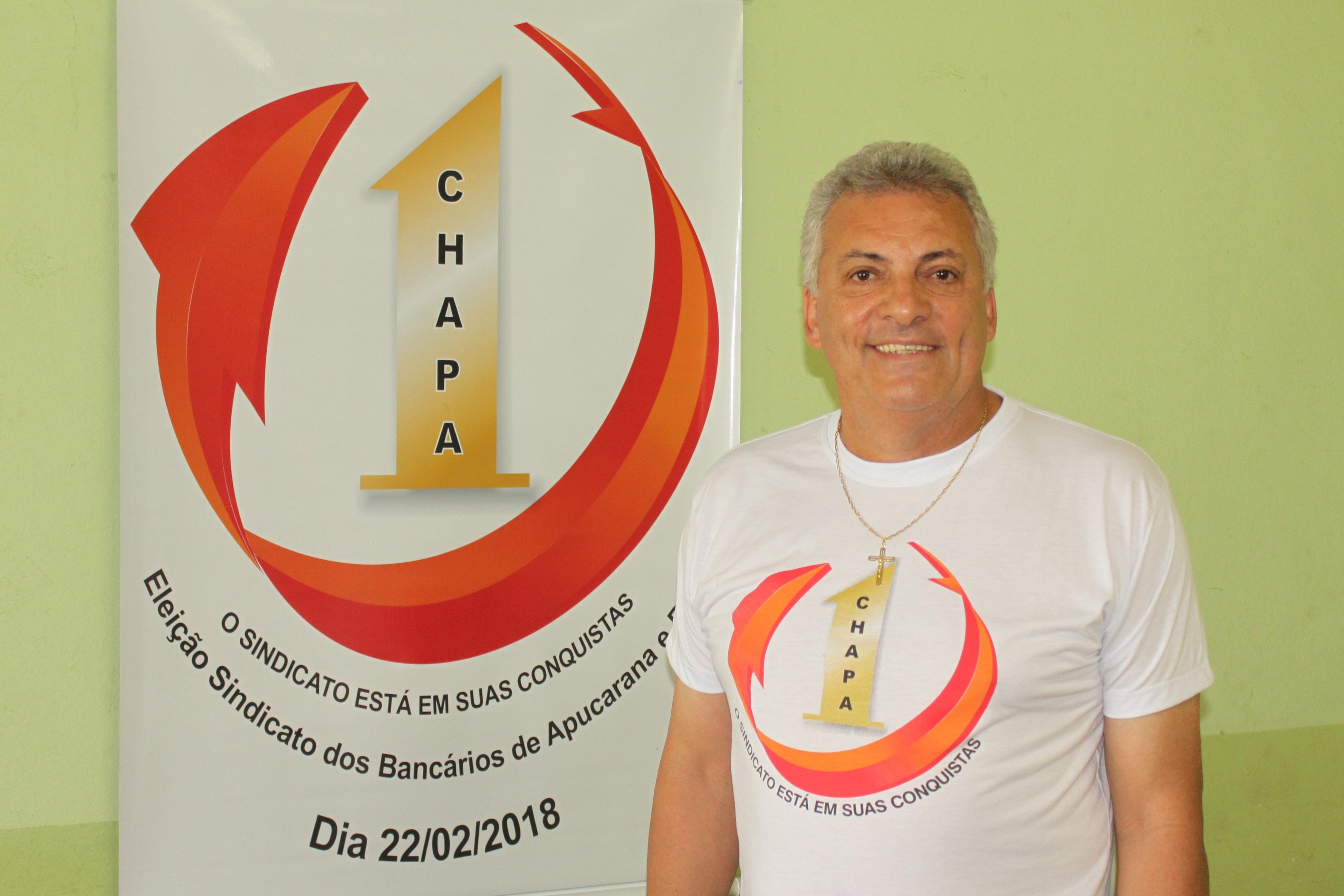 Antonio Pereira da silva - Sec. Administrativa Itaú Apucarana