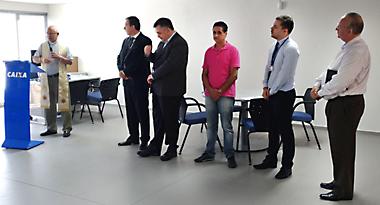 Foto_inaugura_Agência_CaixaApucaranamaior