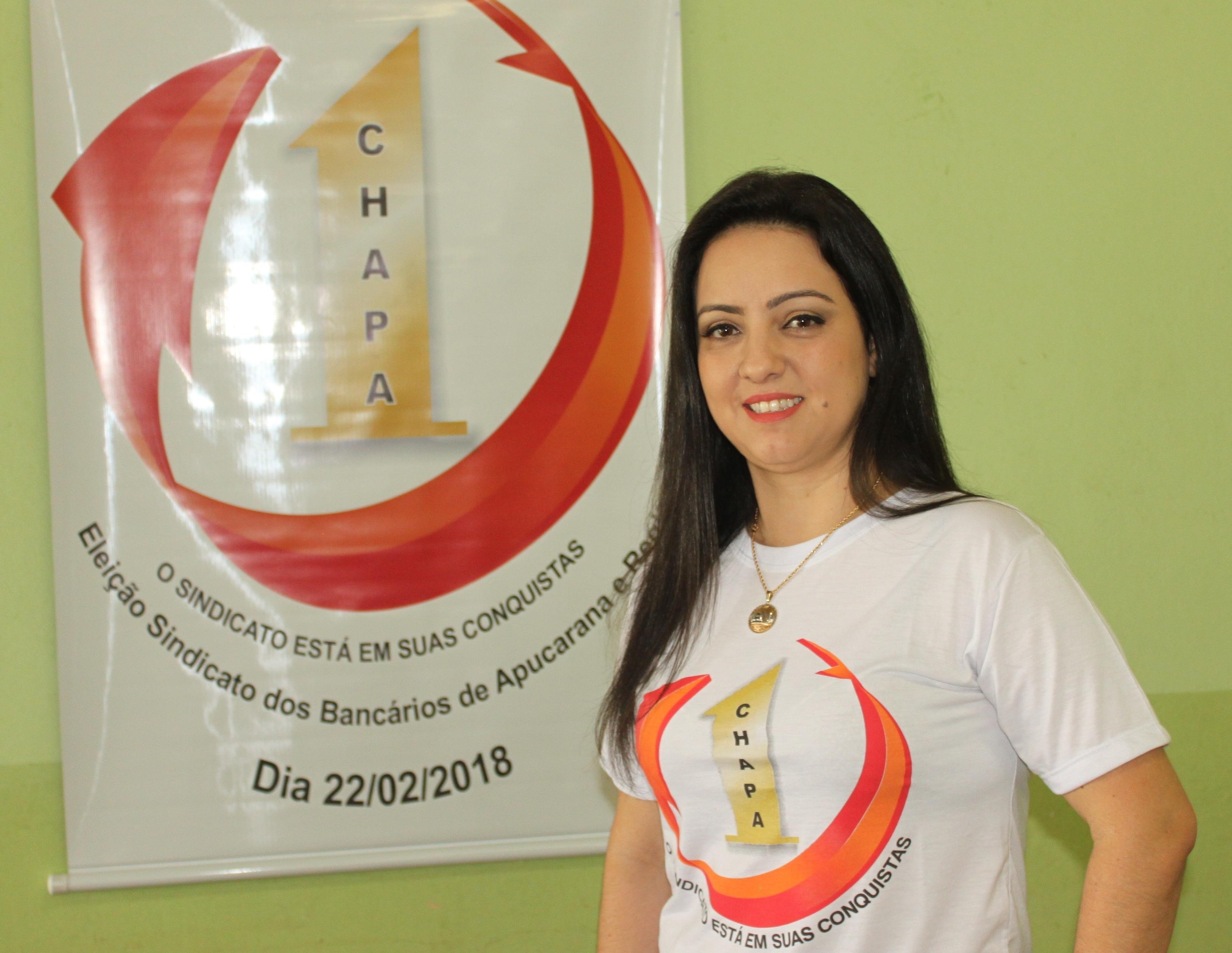 Liliane Prissão - Sec. Cultura Itaú Arapongas