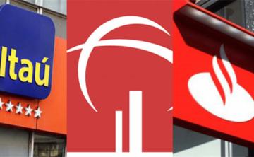 Itaú, Bradesco e Santander pagam R$ 37 bi para acionistas